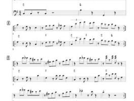 Bass Duett 2 - Super Mario Theme